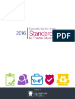 2016 EdTA Opportunity-To-Learn Standards