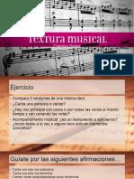Textura Musical 7mo