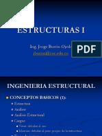 1  Estructuras