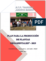 Plan Ornamentales