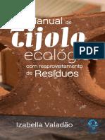 Manual de Tijolo Ecológico