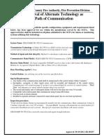 OCFA IB-01-11-TelguardTG 7FS S Communicator