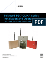 Tg Kit Cdma Telular Installation and Operating Guide Tgkitv04