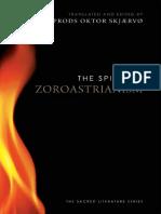 The Spirit of Zoroastrianism (2)