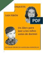 Dona Tonquete y San Piron