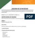 Chile Capacita Temario Normativa y Remuneraciones Del Sector Docente