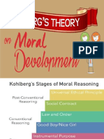 Kholbergs Moral Development