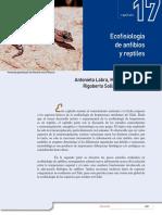 Ecofisiologia de Anfibios y Reptiles