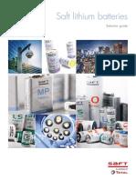 Saft Battery Selector+guide_54083-2-0218-BD