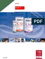 Catalogo Batterie Litio Primarie SAFT Www