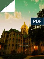 University of Notre Dame, The Graduate School