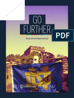 University of Notre Dame Go Further