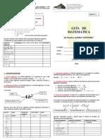 Guia 1 Algebra y Funciones