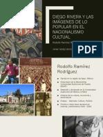 Diego Rivera y Las Imágenes de Lo Popular