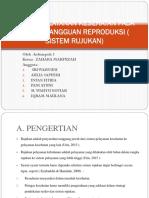 SISTEM PELAYANAN KESEHATAN PADA PASIEN GANGGUAN REPRODUKSI (.pptx