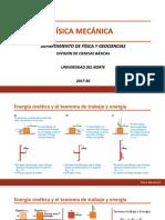 11. Teorema Del Trabajo y La Energía, Potencia