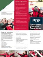 FINAL Volunteer Brochure Jan 2019 v2