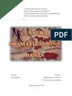 Cultura, Dramatización y Danza