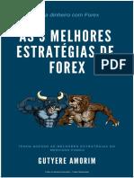 As 3 Melhores Estratégias de Forex 1.0