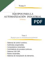 Semana Tema3 Equipos Para La Automatización Industrial