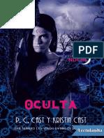 Oculta - P C Cast