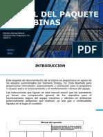 Manual Del Paquete de Turbinas