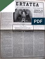 Libertatea anul III, nr. 19-20, ian. - feb. 1953