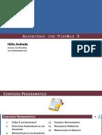 Lógica de Programação e Algoritmos com VisuAlg3
