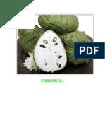 Chirimoya Nectar