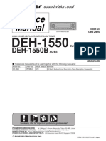 Pioneer Deh 1550