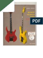 Daril Parisi - Guia de Tecnica Para Guitarra