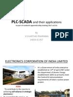 Learnings of Plc & Scada