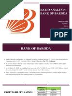 Bank of Baroda Ppt