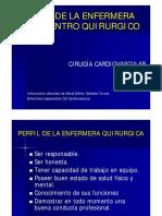 2-Rol de La Enfermera en Centro Quirurgico