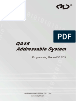 Qa-16 Software Manual