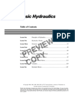 307 Basic Hydraulics Course Preview