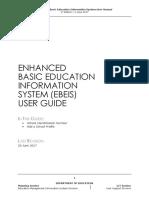 EBEISUserManual_SchoolProfile