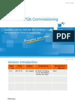 G TM IBSC IPGb Commissioning R1.0