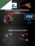 disertacion de historia Crisis de los misiles en Cuba.pptx