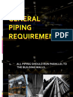 2 Piping Requirements Pme Code