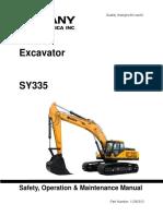 SANY sy335 Operator manual.pdf