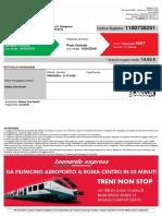Poggibonsi-San Gimignano 16-Apr-2019 Biglietto1