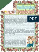 Martin Sonja Familie Freundschaft Arbeitsblatter Grammatikerklarungen Leseverstandni 25597