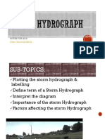 STORM HYDROGRAPH New Notes Updated