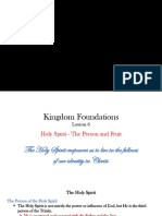 Kingdom Foundations Lesson 6 - PowerPoint