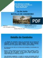 Diapo Batalla de Carabobo