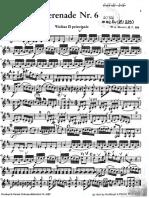 Violino II Principale