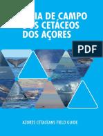 Guia dos cetáceos dos Açores