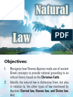 Natural Law Part 13 (Endterm)