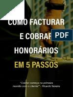 e Book Boas Praticas Na Facturacao e Cobranca de Honorarios